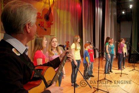 «Песня и гитара» в Казани