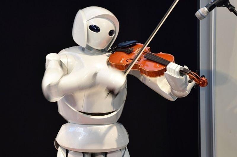 Искусственный интеллект — будущее в создании музыки