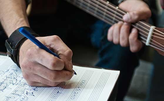 Решение проблем в мире автора песен