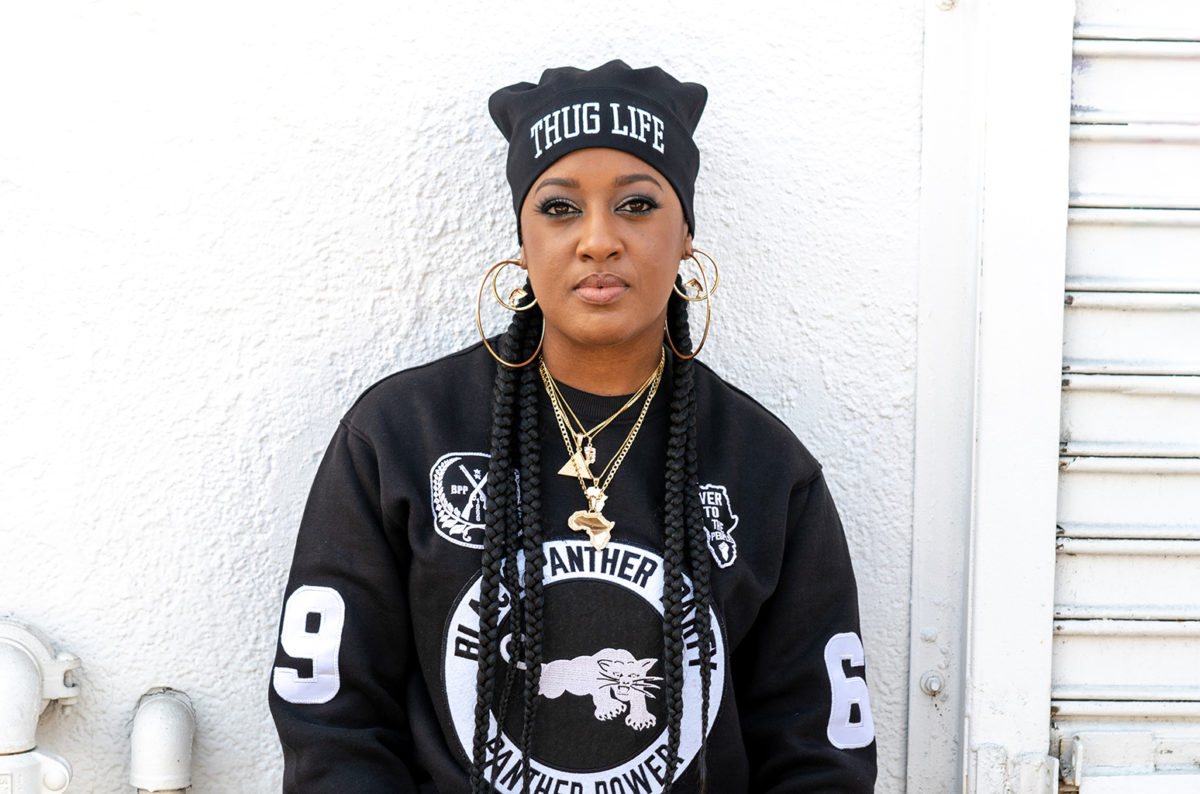 """Послание «всем чернокожим женщинам» в альбоме """"Eva"""" от Rapsody"""